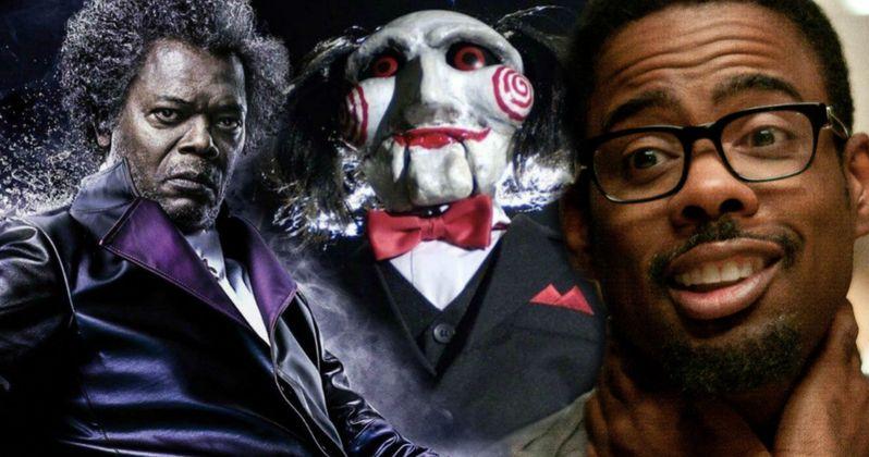Saw Reboot Teams Samuel L. Jackson & Chris Rock to Fight Jigsaw