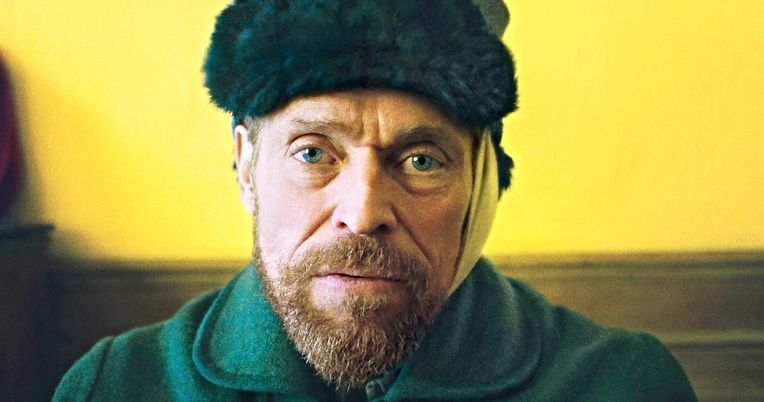 At Eternity's Gate Poster Has First Look at Willem Dafoe as Vincent Van Gogh