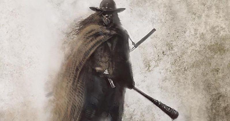 Grown-Up Carl Grimes Realized in Walking Dead Concept Art
