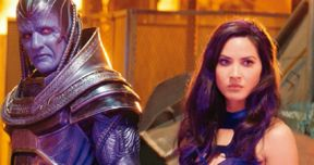 X-Men: Apocalypse Photo Has New Look at Olivia Munn's Psylocke