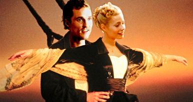 Titanic Almost Had Matthew McConaughey & Gwyneth Paltrow