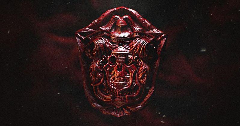 Comic-Con: Crimson Peak Skull Logo and Gothic Gallery