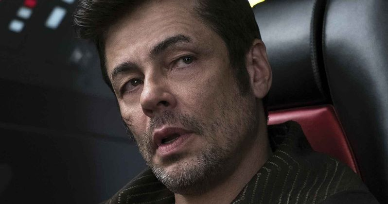 Benicio Del Toro's DJ Arrives in Latest Last Jedi Sneak Peek