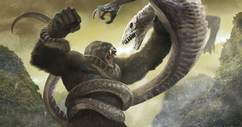Skull Island Director Doesn't Want to Do Godzilla Vs Kong