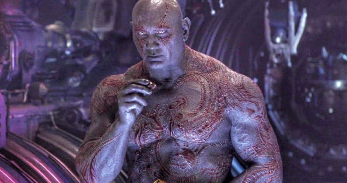 James Gunn Fought for Bautista as Drax in Guardians of the Galaxy, But It Was Worth It