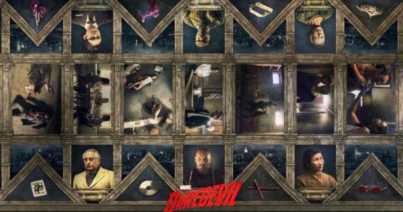 Daredevil Season 2 Poster Teases the Arrival of Bullseye?