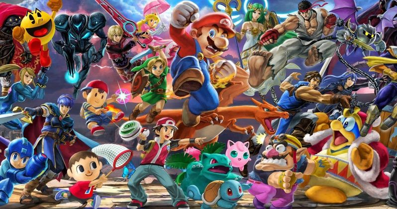 How Super Smash Bros. Movie Needs to Be Done According to Detective Pikachu Writers