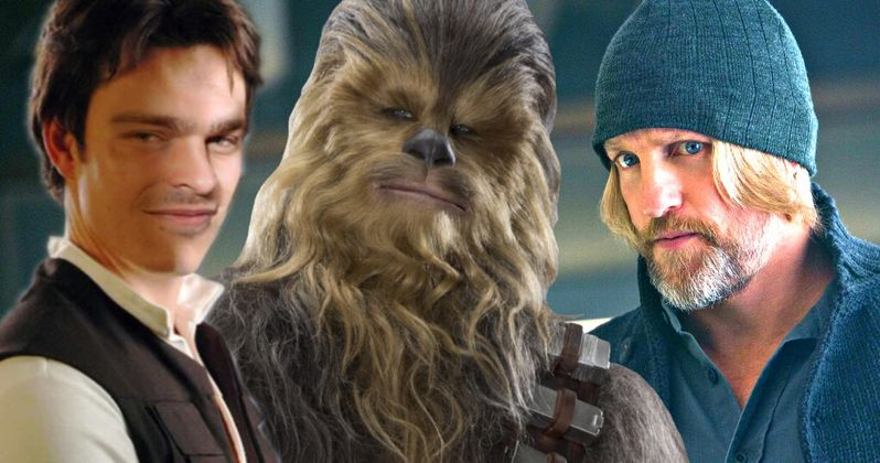 Han Solo Is the Best Star Wars Movie Says Woody Harrelson