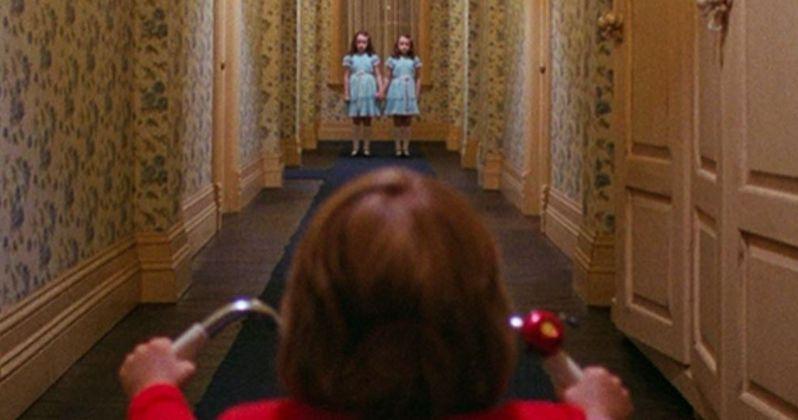 Doctor Sleep Recreated Overlook Hotel from Kubrick's The Shining Blueprints