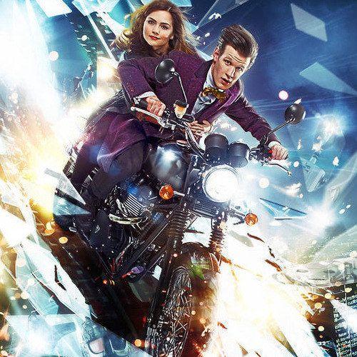 Doctor Who Season 7.2 'The Bells of St. John' Poster