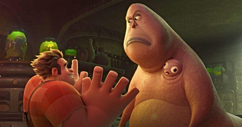 New Ralph Breaks the Internet Trailer Descends Into the Dark Web