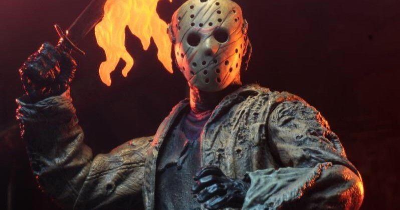 NECA Celebrates Freddy Vs. Jason with Ultimate Jason Voorhees Figure