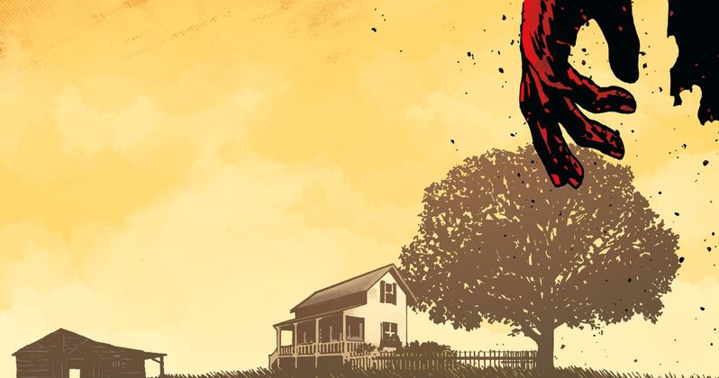 Walking Dead Comic Comes to Surprise End, Creator Robert Kirkman Responds