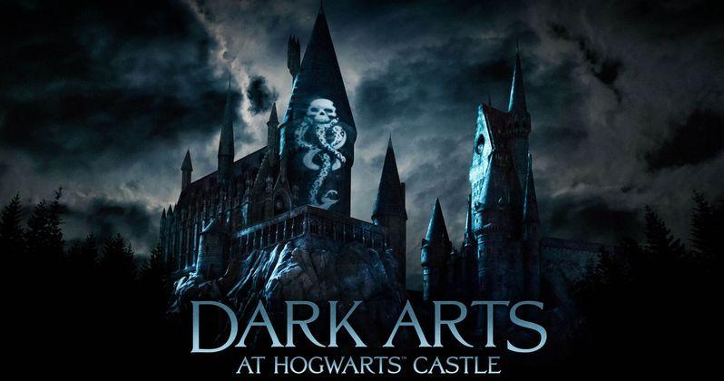 Wizarding World of Harry Potter Summons Dark Arts at Hogwarts Castle