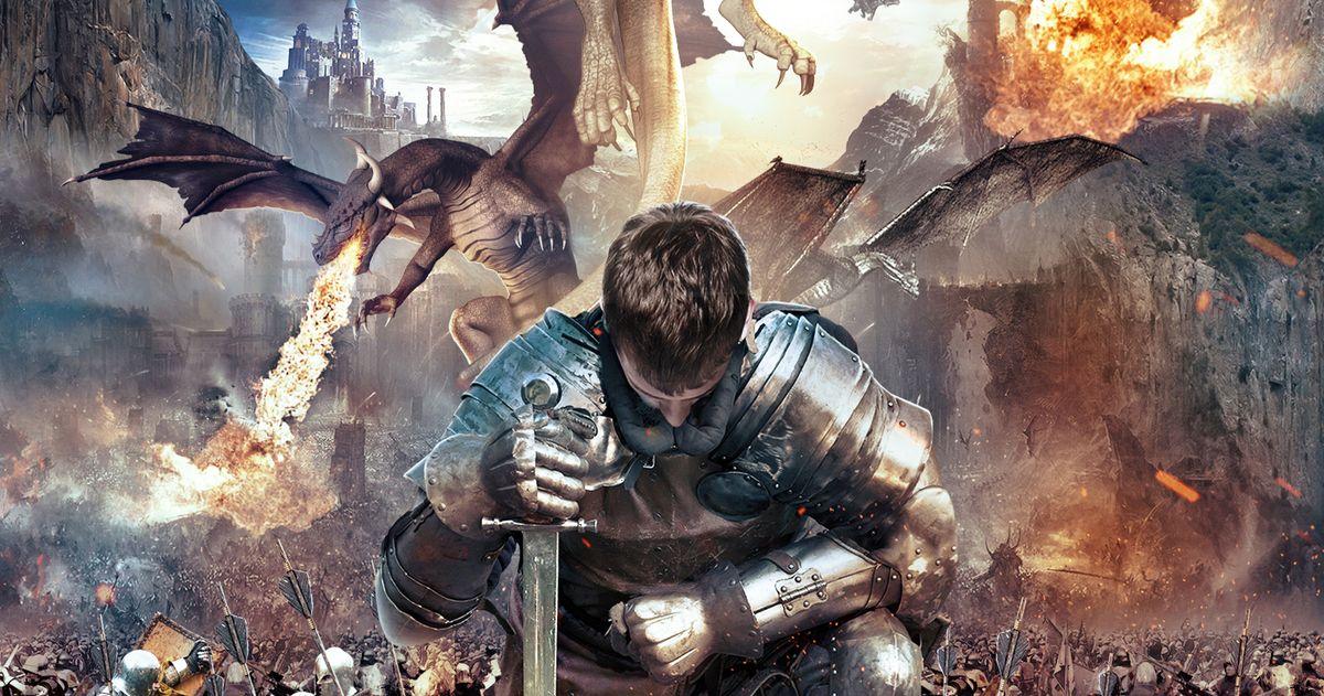 Dragon Kingdom Trailer: Harry Potter FX Team Delivers Epic