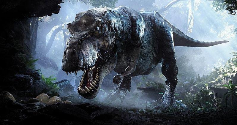 Jurassic World 2 Set Photo Reveals New Dinosaur