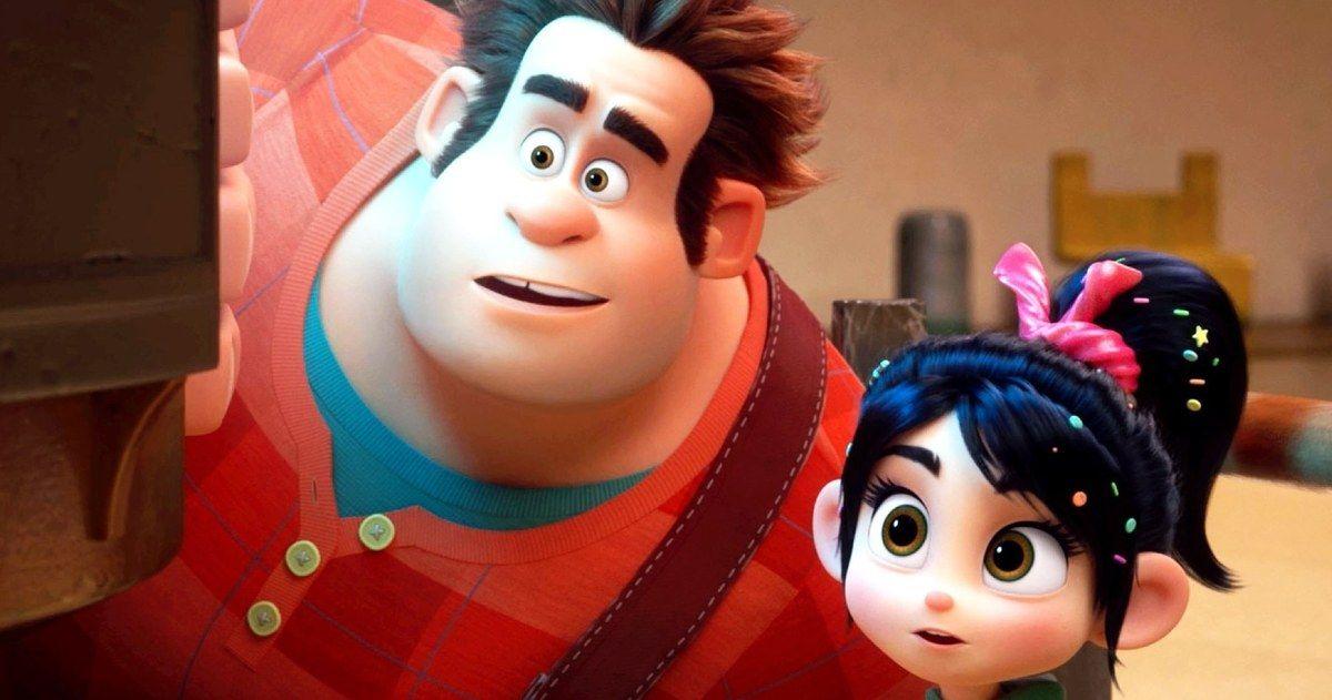 Disney Wreck It Ralph: Ralph Breaks The Internet