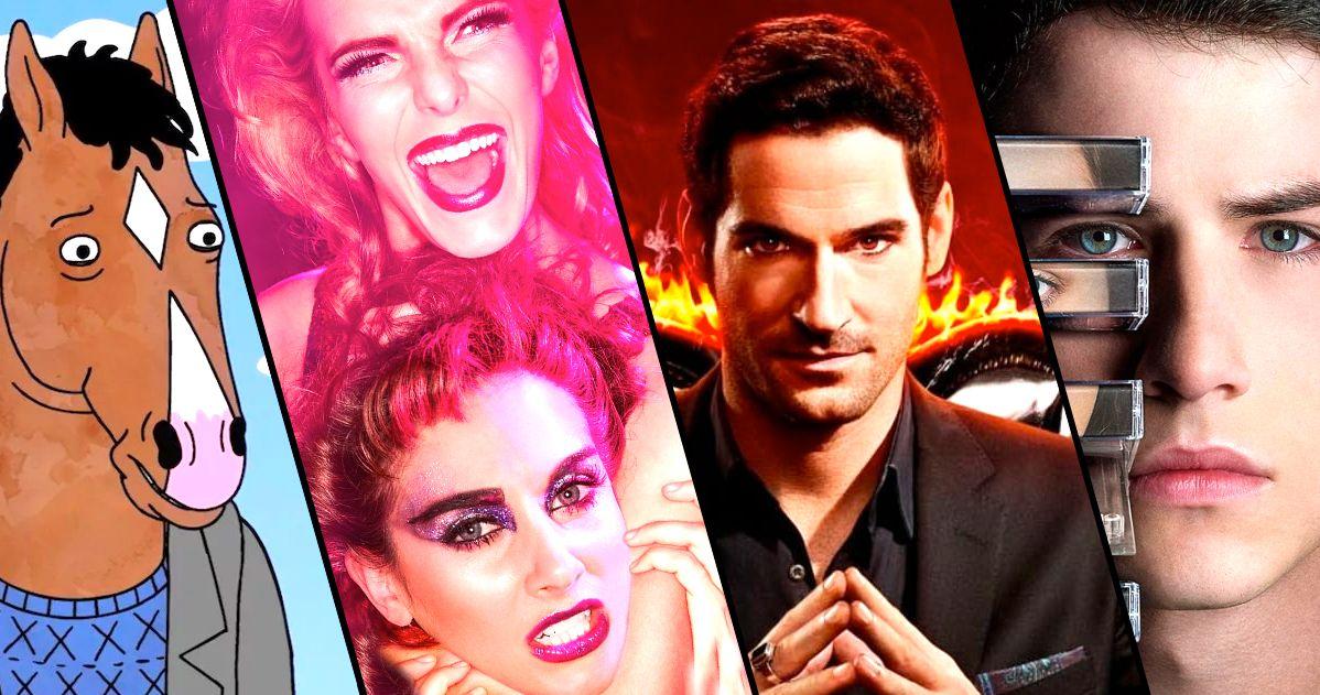 Netflix Original TV Shows Ending in 2020