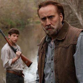 Joe Photo with Nicolas Cage