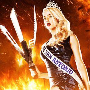 Machete Kills Amber Heard Character Poster