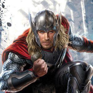 COMIC-CON 2013: New Thor: The Dark World Promo Art!