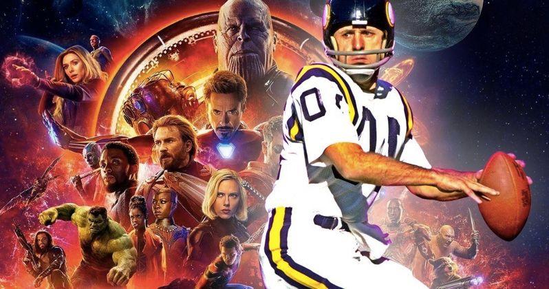 Infinity War Stars Had Their Own Fantasy Football League