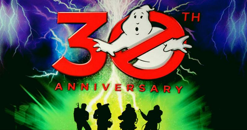 Sony Announces Ghostbusters 30th Anniversary Merchandising Plans