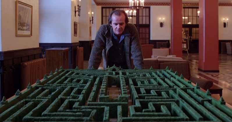 You Can Watch The Shining in the Original Overlook Hotel This December
