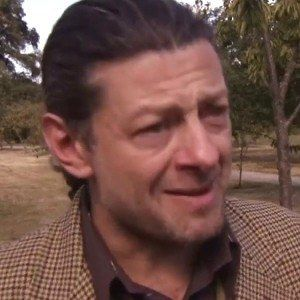 Watch Andy Serkis Read The Hobbit on Stage as Gollum!