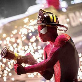 The Amazing Spider-Man Gets a New Hat in 3 New Sequel Photos
