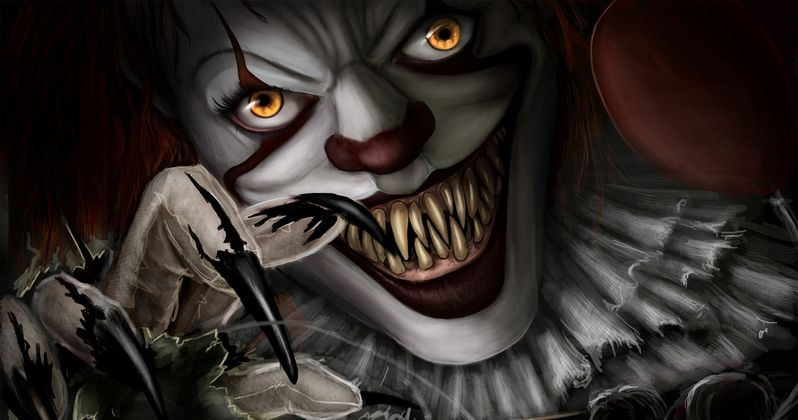 Pennywise Actor Calls IT 2 a Very Different Experience