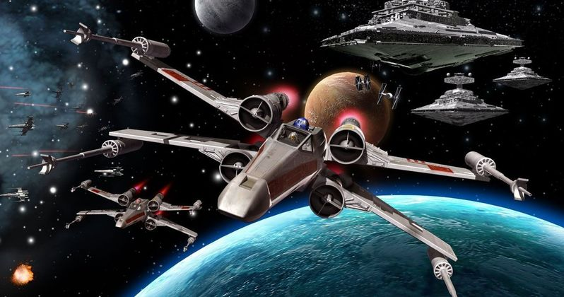 Star Wars 9 Director Wants to Shoot an IMAX Scene in Actual Outer Space