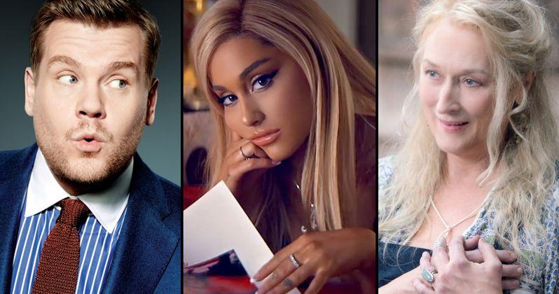 Ryan Murphy's The Prom Musical Teams Meryl Streep, James Cordon & Ariana Grande