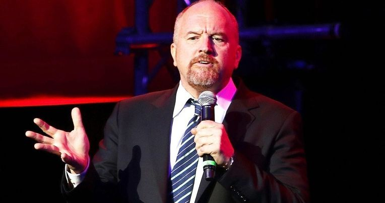 Louis C.K. Comments on Misconduct Scandal in Latest Stand-Up Set