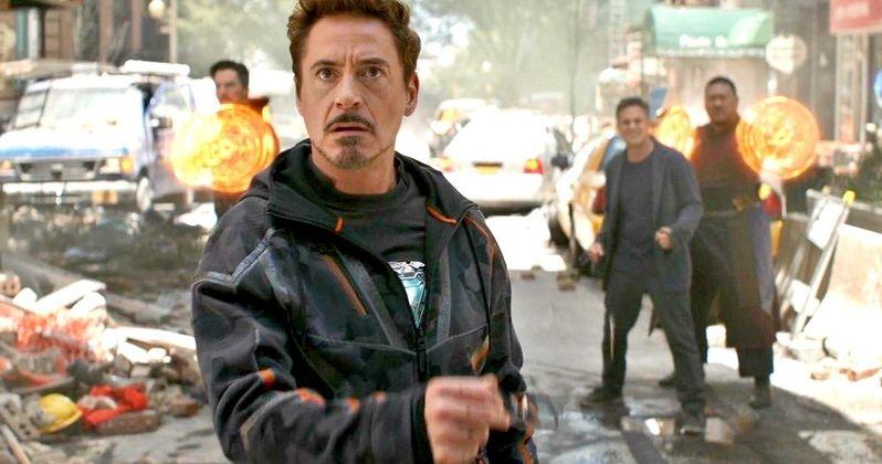 New Infinity War Footage Coming Tonight?