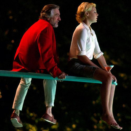 The Big Wedding Photos with Robert de Niro and Katherine Heigl
