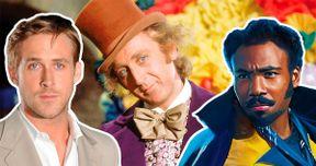 Ryan Gosling, Donald Glover on Willy Wonka Prequel Shortlist