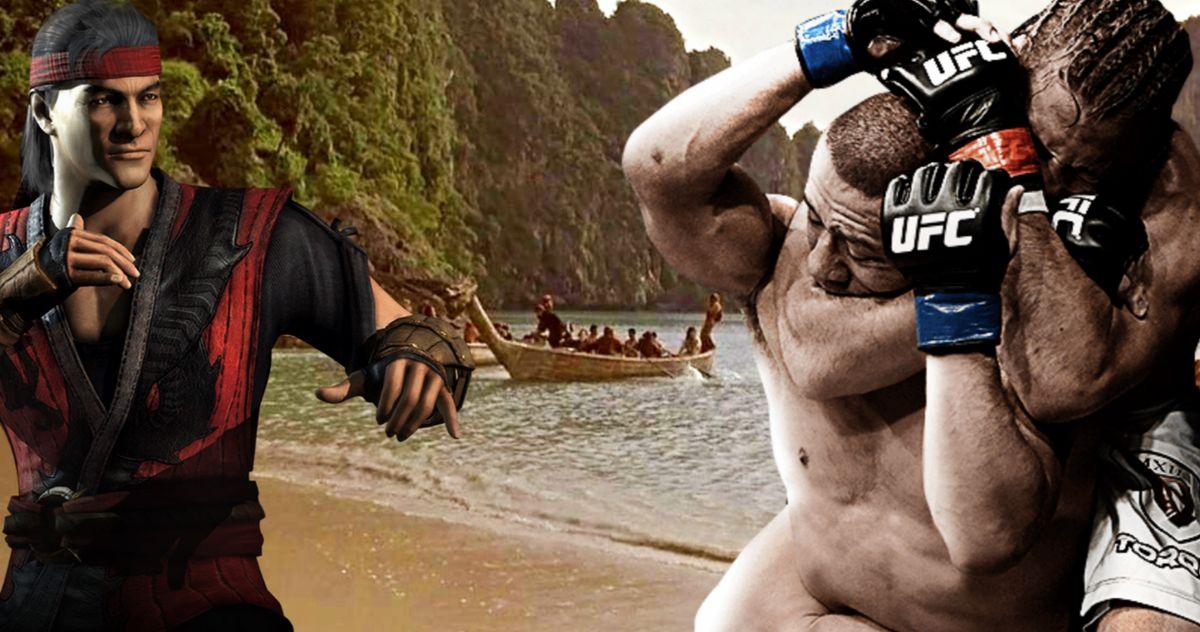 UFC Fans Compare Dana White's Private Island Fight Plan to Mortal Kombat