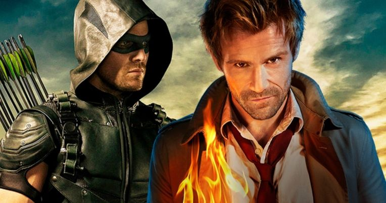 Constantine May Return in Arrow Season 4