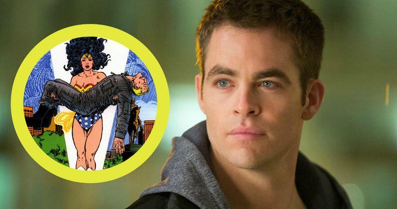 Wonder Woman Has Chris Pine Playing Multiple Trevors?