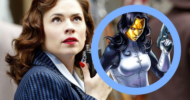 Agent Carter Season 2 Villain Is Madame Masque