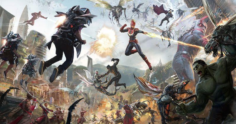 Full Avengers Campus Disney Parks Details Unveiled: Spider-Man, Quinjet Ride & More