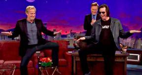 Dumb and Dumber Reunion: Watch Jim Carrey Surprise Jeff Daniels