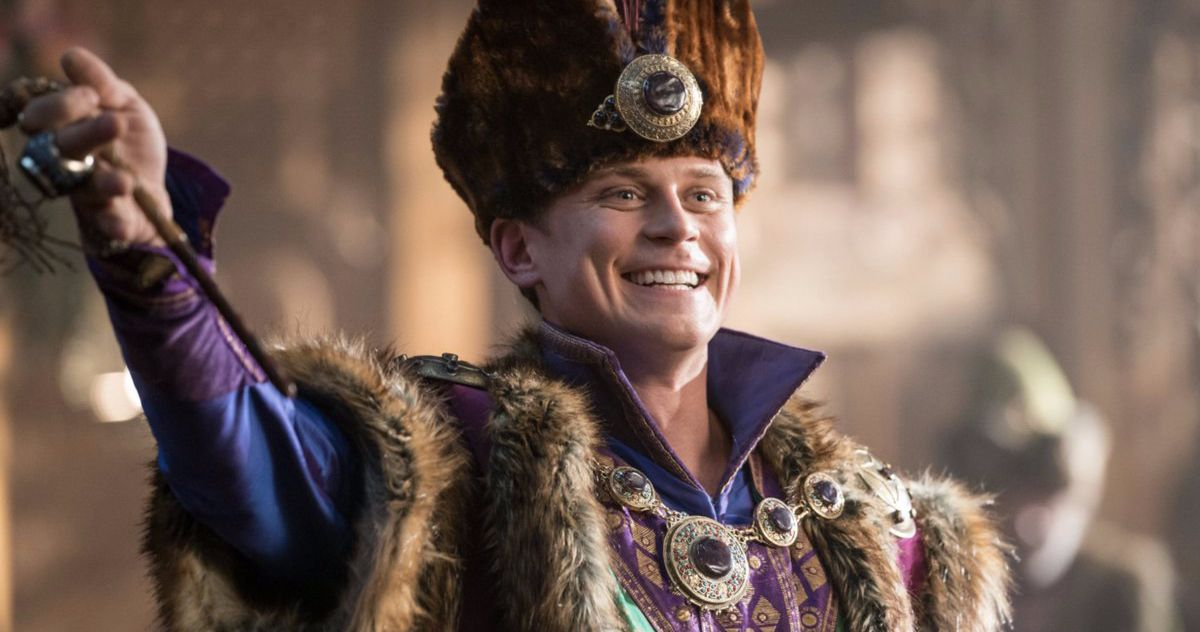 Aladdin Prince Anders Spin-Off Is Happening on