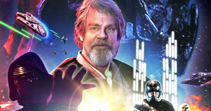 Star Wars 7 Gets Added to Disneyland's World of Color