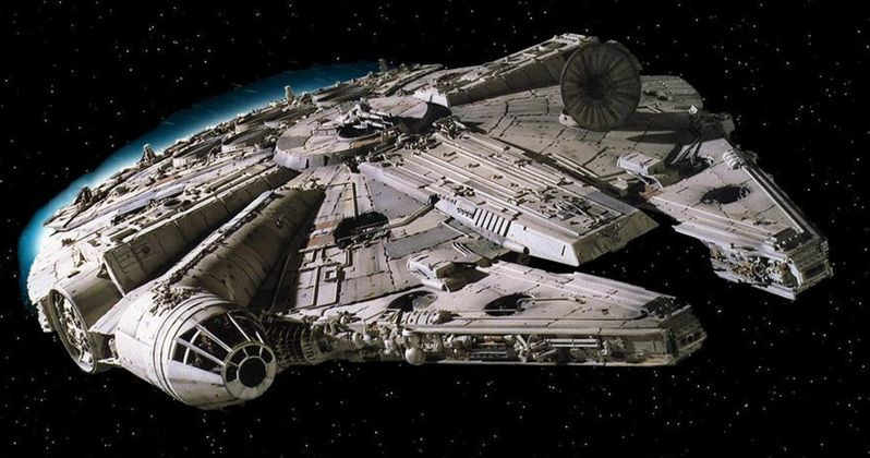 Han Solo Will Have a New Millennium Falcon in Star Wars Spin-Off