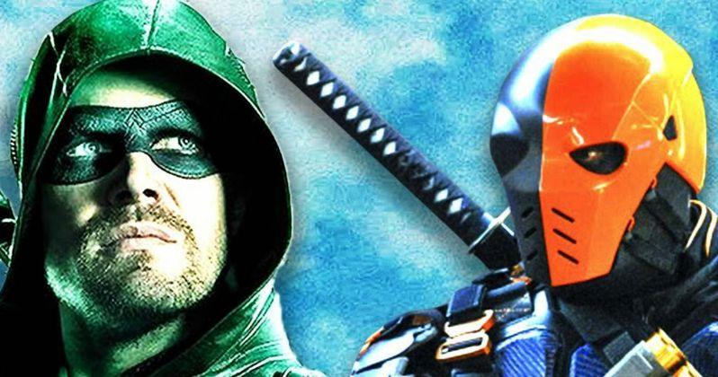 Deathstroke Returns in Arrow Season 5 Finale Sneak Peek