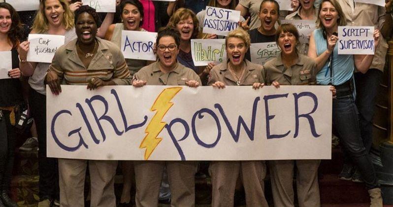 Ghostbusters Reboot Puts Girl Power on Display