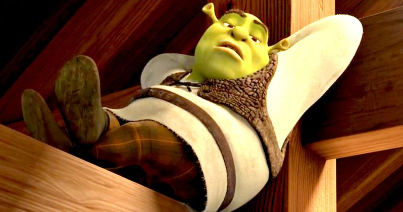 Shrek and Donkey Return in New Kung Fu Panda 3 TV Trailer