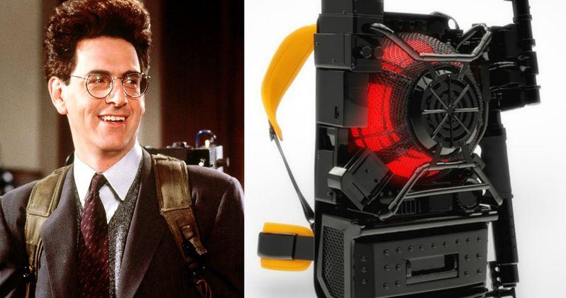 Ghostbusters Reboot Video Reveals Dr. Egon Spengler Still Exists